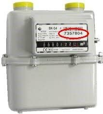 Comap – G4 Contador para gas metano y GLP – CMPG4AL
