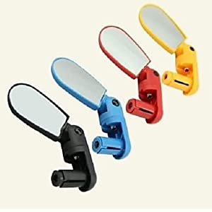 Cycling Bicycle Adjust Angle Freely Rearview Mirror by Ozone48