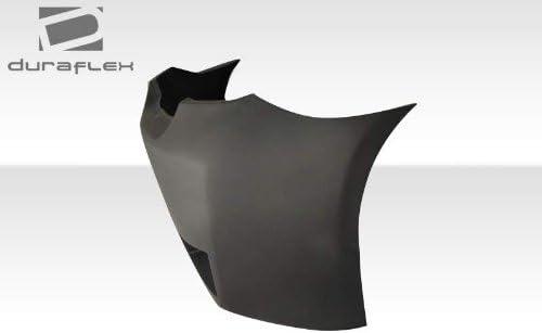 1 Piece Body Kit Compatible With TC 2005-2010 Brightt Duraflex ED-ZPR-326 Atlas Wide Body Rear Bumper Cover