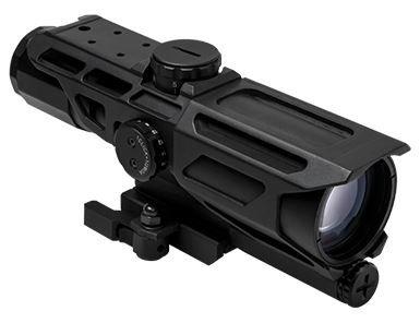 NcSTAR NC Star Gen3 Mark Iii Tacticalx 40mm, 3-9X40Mm, P4 Sniper Reticle, Black, One Size (Ncstar Mark Iii Tactical P4 Sniper 3 9x42)