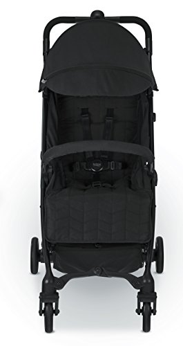 Image of the Britax B-Mobile Lightweight Stroller, Raven