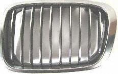UPC 723651282556, 01 BMW 330XI 330-xi GRILLE LH (DRIVER SIDE), Sedan, Chrome (2001 01) B220 51138208489