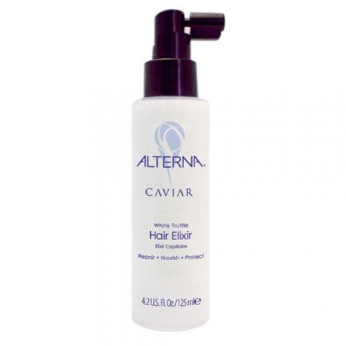 Alterna Caviar White Truffle Hair Elixir for Unisex, 4.2 (Alterna White Truffle)
