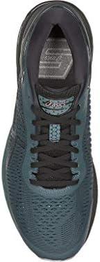 ASICS Men's Gel-Kayano 25 Running Shoes, 9.5M, IRONCLAD/Black 6