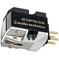 Audio-Technica AT33PTG/II | Dual Moving Coil Cartrige