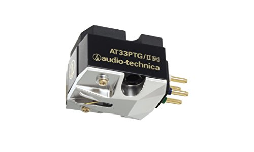 Moving Coil Cartridge (Audio-Technica AT33PTG/II | Dual Moving Coil Cartrige)
