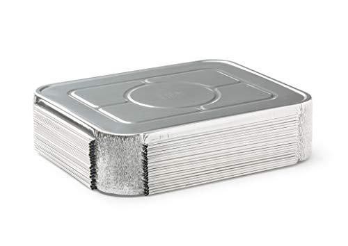 (Fig & Leaf (240 Pack) Premium Lids for Chafing Pans 9