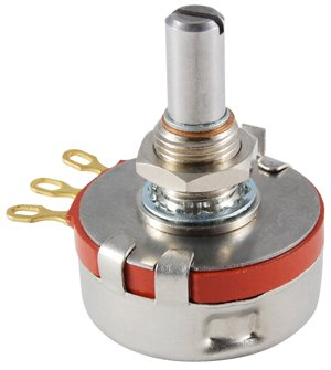 350V 1//8 Shaft Diameter 7//8 Shaft Length Inc. NTE Electronics 501-0124 Series Spru Hot Molded Carbon Potentiometer 7//8 Shaft Length 10/% Tolerance 1//8 Shaft Diameter 0.5W 5 Kiloohms Resistance