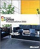 【旧商品/サポート終了】Microsoft Office 2003 Professional 英語版