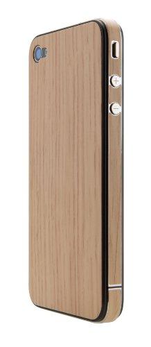 Belkin Wood Grain Cedar selbstklebende Folie in Holzoptik (geeignet für iPhone 4/4S)