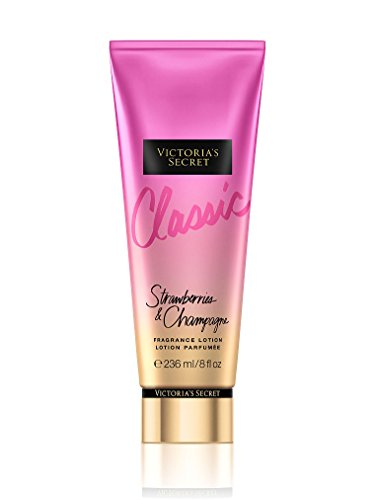Victorias Secret Fantasies Fragrance Lotion Strawberries & Champagne ()