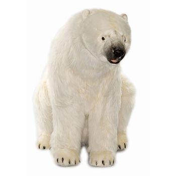 (Hansa Seated Polar Bear)