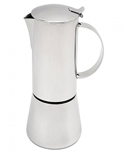 SONIA ESPRESSO MAKER 6 CUPS STAINLESS STEEL 18/10