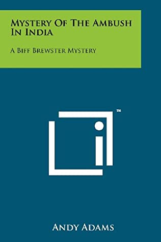 book cover of Mystery of the Ambush in India