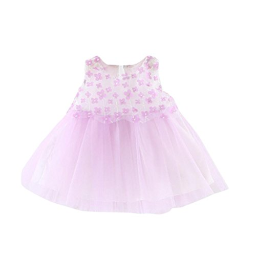 Princess Dress,Fheaven Baby Girls Summer Sleeveless Party Tulle Tiered Dress (2T, (Star Tiered Dress)