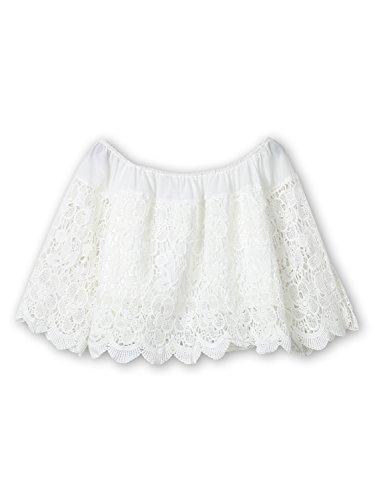 Persun Women Shoulder Crochet Bralettes