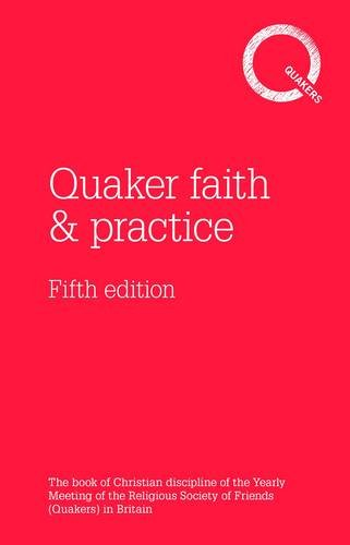 What should be in the next version of Quaker Faith and Practice?