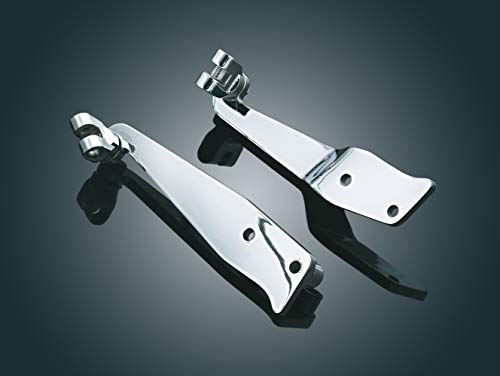 Kuryakyn 4518 Cruise Peg Mount for Honda VTX1800C/F ()