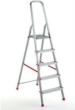 Escalera All. Martina 6 peldaños N.B. la escalera ha 6 peldaños: Amazon.es: Bricolaje y herramientas