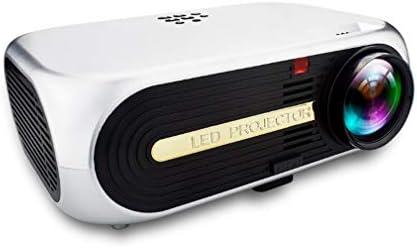 YTDDD Proyector, Mini Proyector de Video portátil HD, 1080P, LED ...