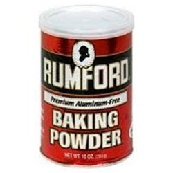 Frontier Organic Baking Powder # (Pack of 12) by Frontier