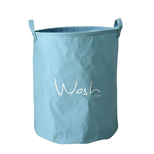 YJYdada Cotton Waterproof PE Coating Storage Basket sundries Storage Box (Bench Girls Jacket)