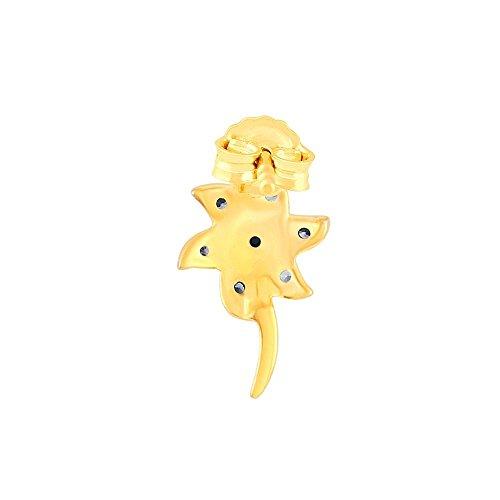 Giantti Diamant pour femme pendantes Boucles d'oreilles (0.11CT, qualité HSI, Gh-colour)