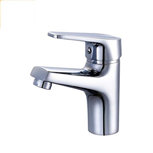 HATHOR-23 Sink Faucet Brass Hot and Cold Mingjia Single Hole Basin Pot Filled Faucet Hot and Cold Mixed Basin Under The Basin Wash Basin Hot and Cold