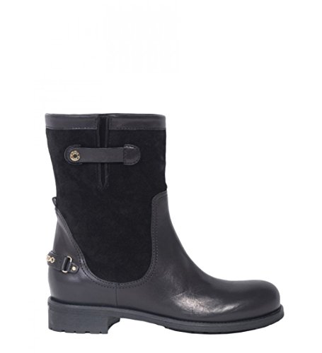 Jimmy Choo Women's Dante Black Suede Ankle Boots - IT 38 UK 5 US 7