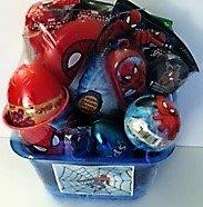SPIDER MAN 16 PIECE EASTER BASKET OR GIFT BASKET