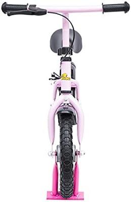HOMCOM Bicicleta con Freno Andador Correpasillos Bici sin Pedales ...