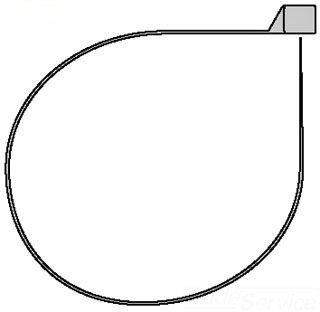 【新作からSALEアイテム等お得な商品満載】 Thomas Tie & 1000) [並行輸入品] Betts TY28M-9 Cable Tie Nylon 50 lb. 14 White (Pack of 1000) [並行輸入品] B07J64XZSQ, チクサク:d4f991ac --- a0267596.xsph.ru