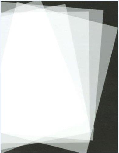 A4 Mylar stencil sheets (25 x A4) 125 micron. cfsupplies
