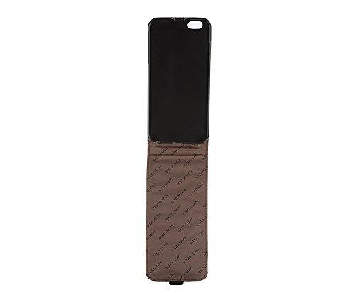 WITTCHEN caso, Nero, Dimensione: 16.5x8 cm - Materiale: Pelle verniciata - 25-2-502-1