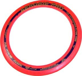 Aerobie 10 Ring Frisbee by Olympia Sports