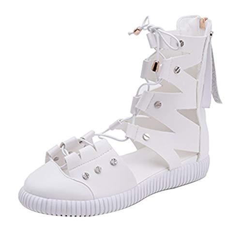 (Flats Brown Summer Sandals Summer Flat Sandals Two Strap Sandals flip Flop Women's Shoes Womens Strappy Flat Sandals Ladies Sandal 1 Strap Sandals White Bow Sandals White and Brown Sandals)