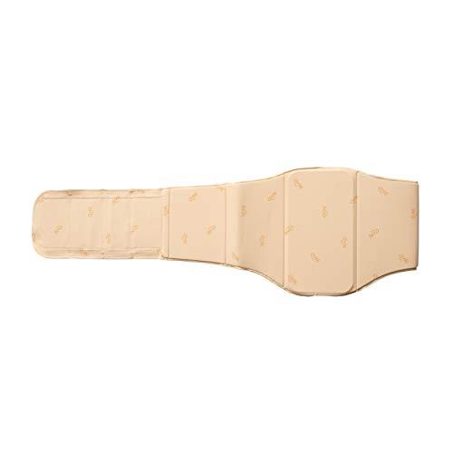 M&D 0100 Tabla Abdominal 360 Ab Board Post Surgery Lipo Foam and Compression Boards for Liposuction Beige