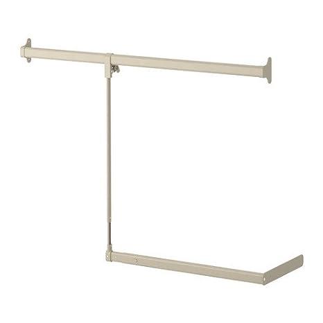 IKEA KOMPLEMENT - Add-on barra de colgar - 100 cm: Amazon.es ...
