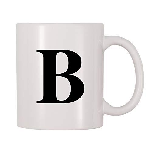 4 All Times Formal Letter B Coffee Mug (11 oz) ()