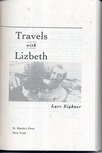 Travels With Lizbeth cover