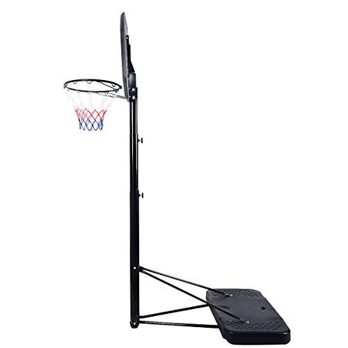 Best Goplus Basketball Backboards - MyEasyShopping 43'' Backboard In/Outdoor Adjustable Height