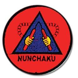 Tiger Claw Patch - Nunchaku Patch - Nunchaku Patch