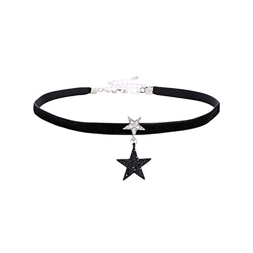 OASIS LAND Velvet Star Diamond Pendant Wild