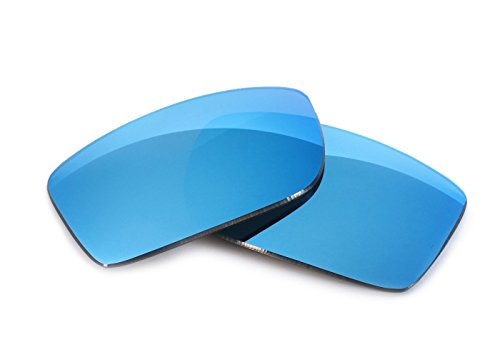 FUSE Lenses for Oakley Drop Point Glacier Mirror Tinted - Drop Oakley Lenses Point