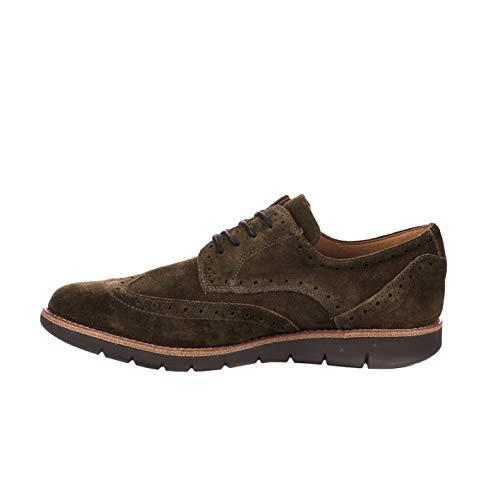 Chaussures Lacets Kaki Homme À Schmoove Yd8qFF
