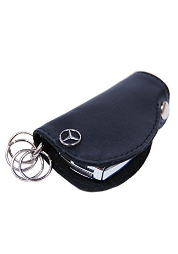Mercedes benz leather key fob cover import it all for Mercedes benz key cover