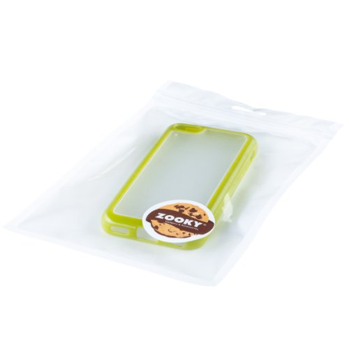 Zooky® Vert DOUBLE COULEUR plastique dur Coque / Étui / Cover pour Apple iPhone 5C