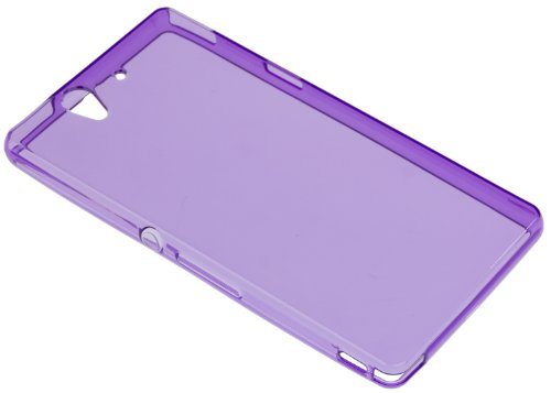 Pro-Tec Hard Shell Hülle Clip-On Case Cover für Sony Xperia Z - Violett