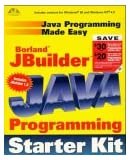 Borland's Jbuilder Java Programming Starter Kit