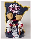 Minnie & Paul Minnesota Twins SGA Bobblehead